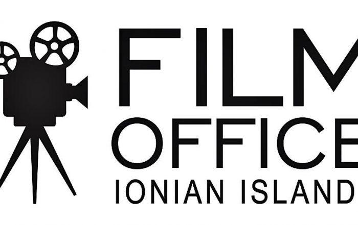 Το λογότυπο του Film Office Ιονίων Νήσων